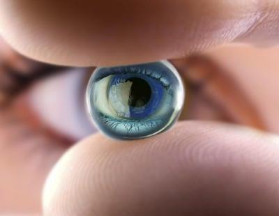 Adiós, intimidad: Sony patenta una cámara que graba lo que ven tus ojos
