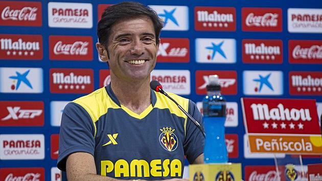 Maercelino: 'Quiero que el Sporting se quede en primera'