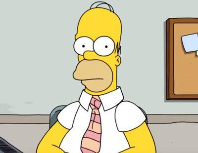 Así fue el capítulo en directo de 'Los Simpson'
