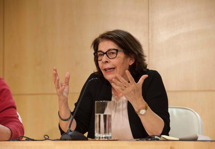 Inés Sabanés, concejala de Medio Ambiente