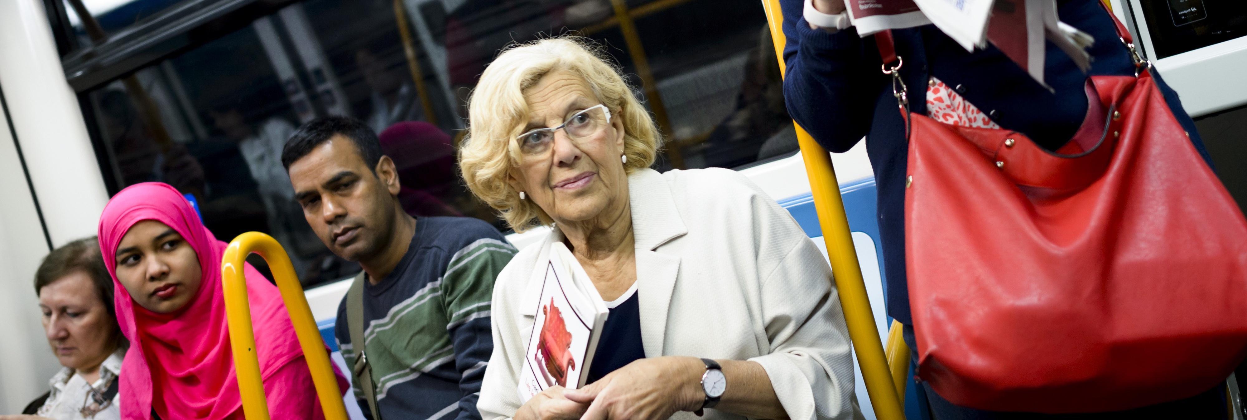 1 año de Manuela Carmena: ¿qué ha cumplido de su programa?