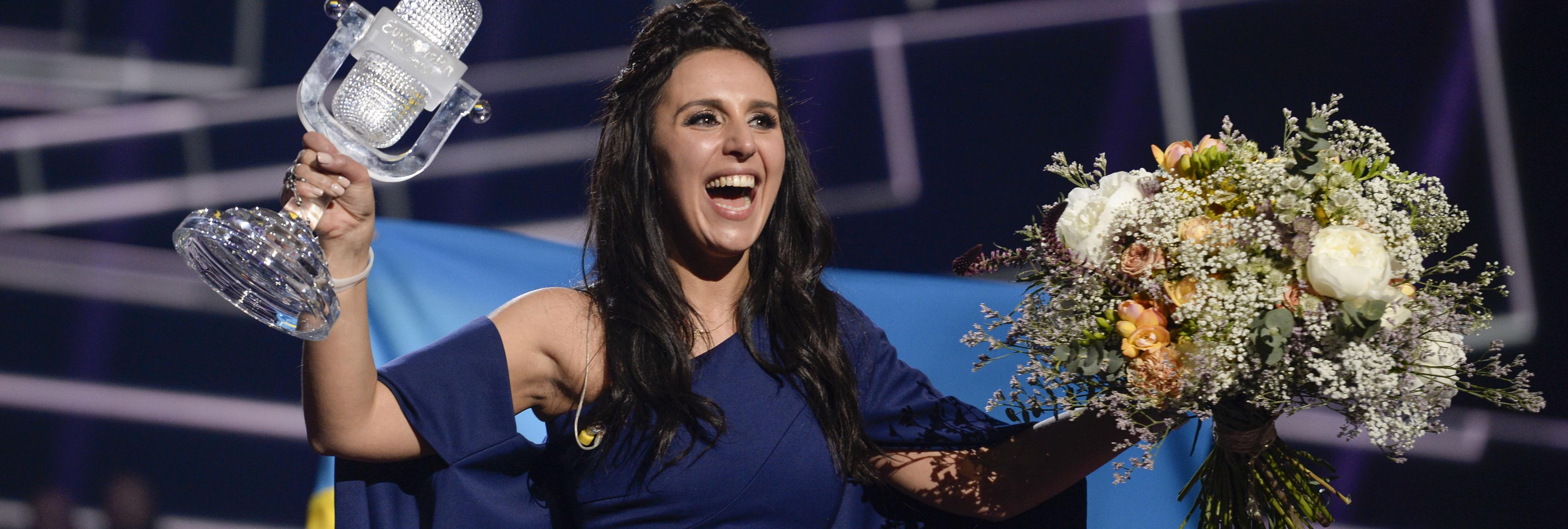 Eurovisión mantiene la victoria de Ucrania a pesar de que su canción es anterior a la fecha establecida