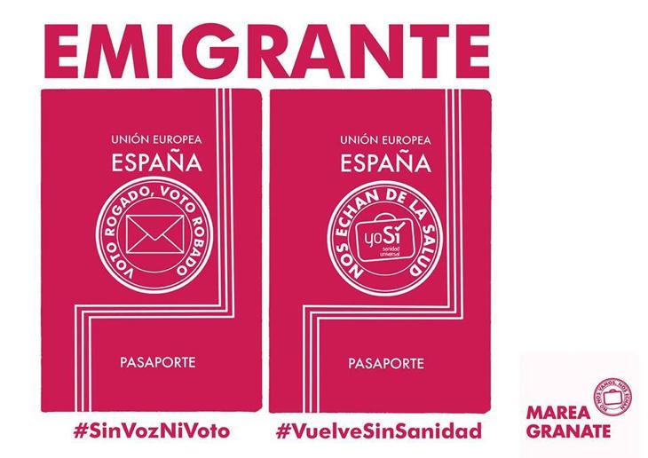 Perder la sanidad española, uno de los problemas de estar en el extranjero