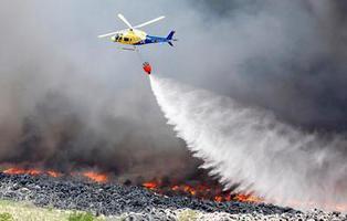 Los colegios de Seseña siguen cerrados por el incendio, ¿hasta cuándo?
