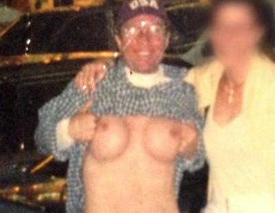 El hombre que se implantó pechos durante 20 años para ganar una apuesta