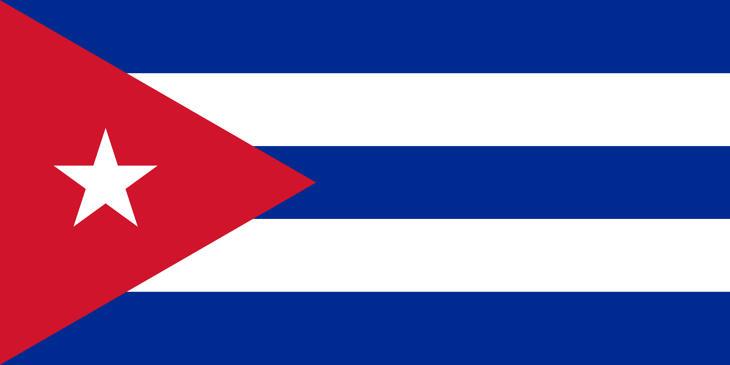 La bandera cubana, referencia para la estelada