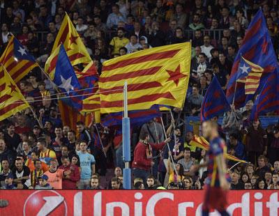 9 razones por las que nunca se debería haber prohibido la estelada en la Copa del Rey