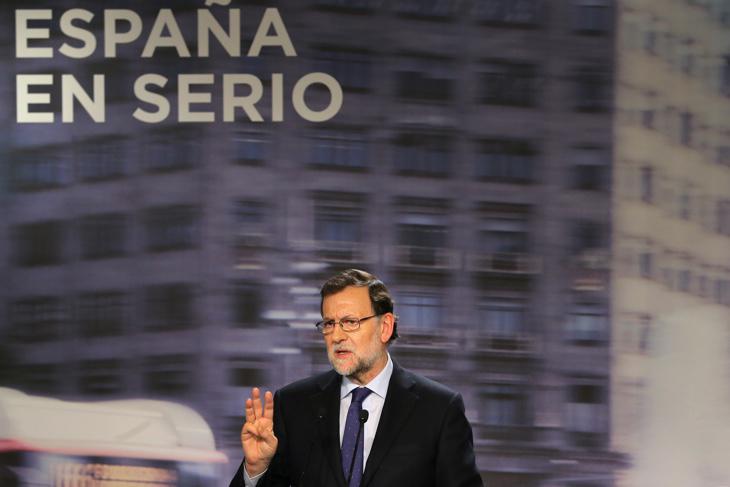 España, ¿en serio?