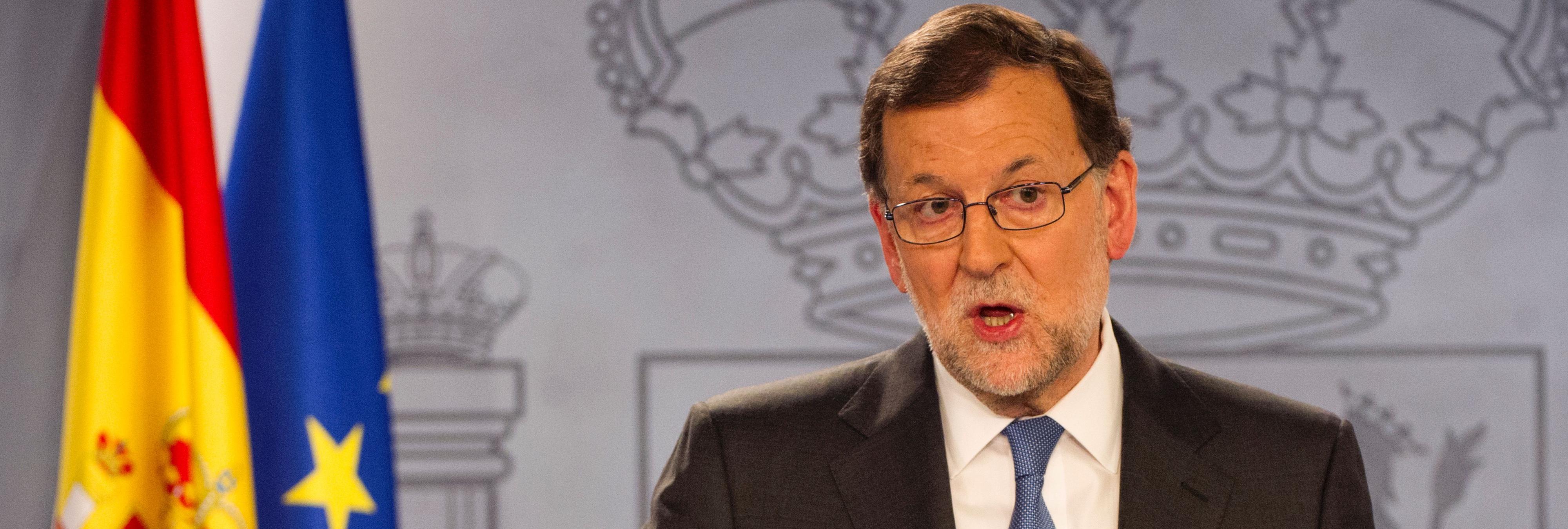 Rajoy promete más recortes a la UE pero lo niega de cara a las elecciones