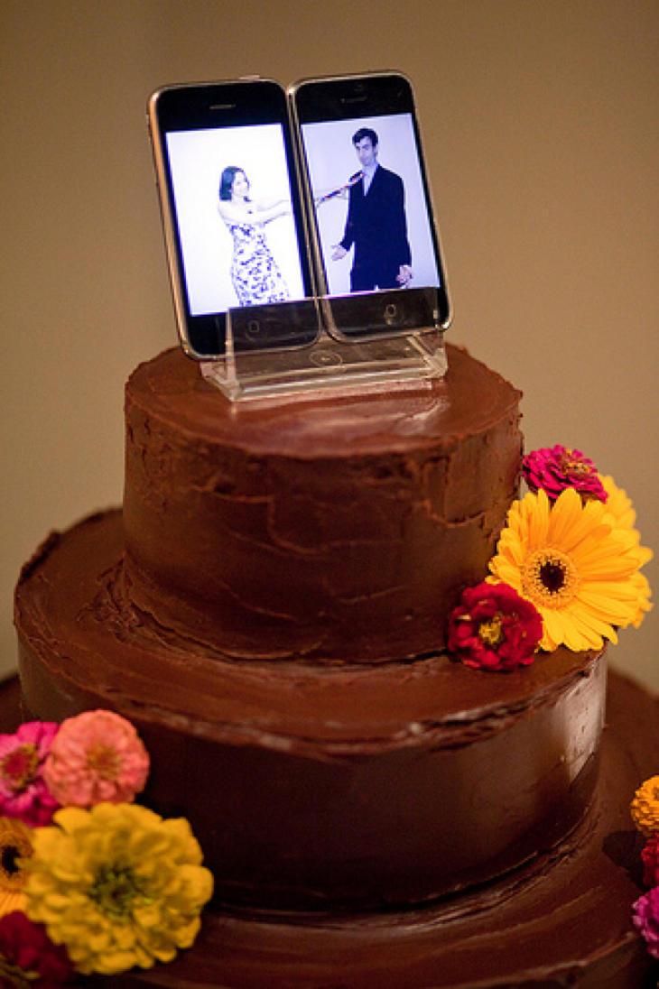 Una tarta que necesita batería y cobertura