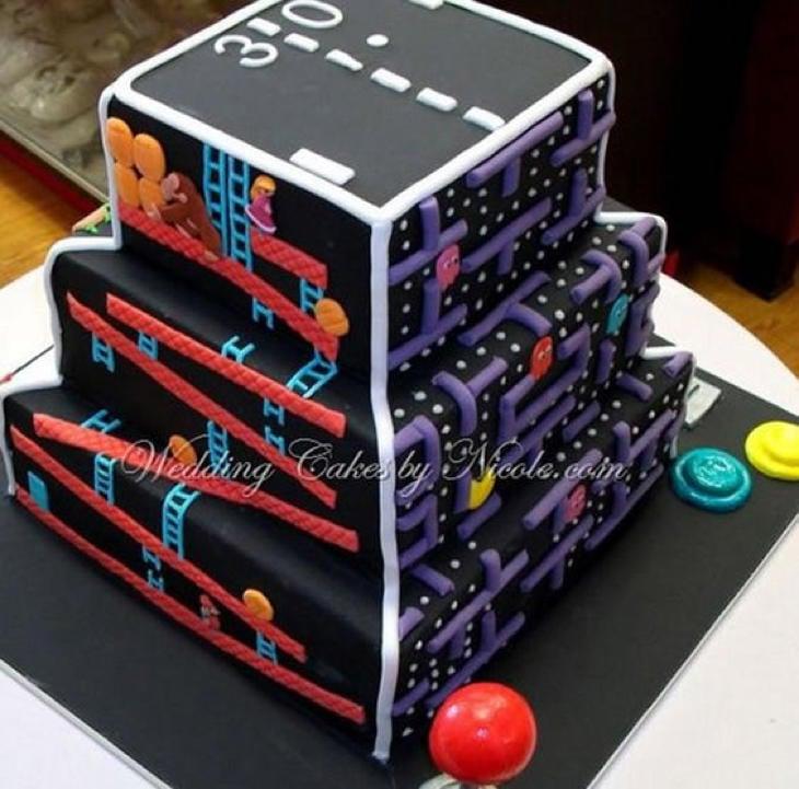 Los videojuegos de los 80, por fin UNIDOS (Nicole.com)