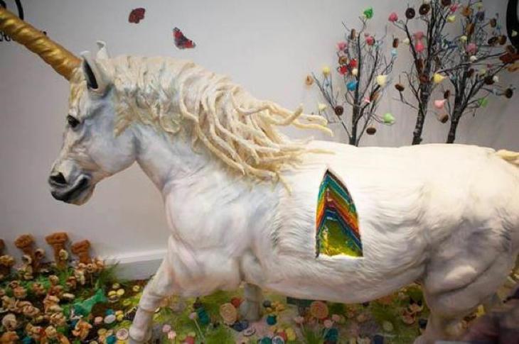 Los unicornios existen y son de azúcar (Cakehead Loves)