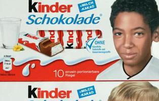 Pegida se ridiculiza con su crítica racista sobre Kinder, el chocolate que no podía ser menos alemán