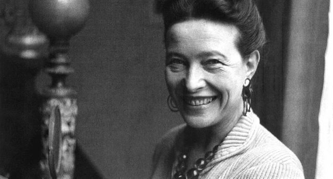 Simone de Beauvoir fue única