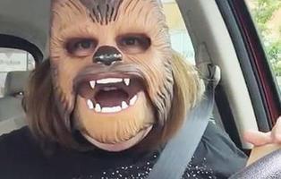 Por qué es inevitable que nos haga reír el vídeo de la madre Chewbacca