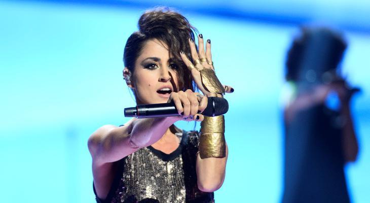 Barei, en Eurovisión