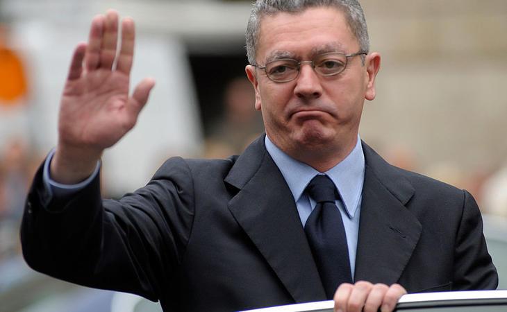 Gallardón, alcalde de Madrid entre 2003 y 2011