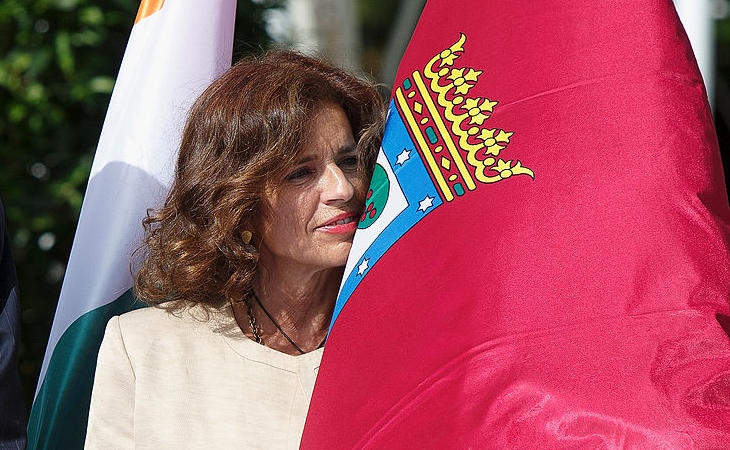 Ana Botella, primera alcaldesa de Madrid aunque nunca fue elegida