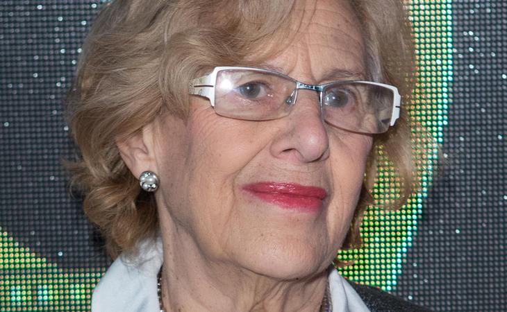 Carmena, alcaldesa de Ahora Madrid