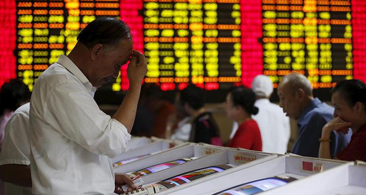 La economía china crece en torno al 7% anual