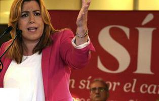 La red adivina en qué se gasta el dinero el tieso del marido de Susana Díaz