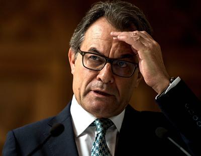Así se dejó un millón de euros en periódicos el Govern de Artur Mas