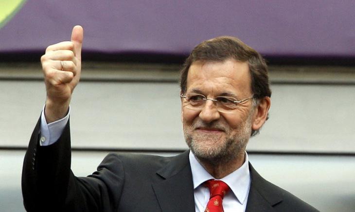 Mariano Rajoy ha prometido bajar los impuestos