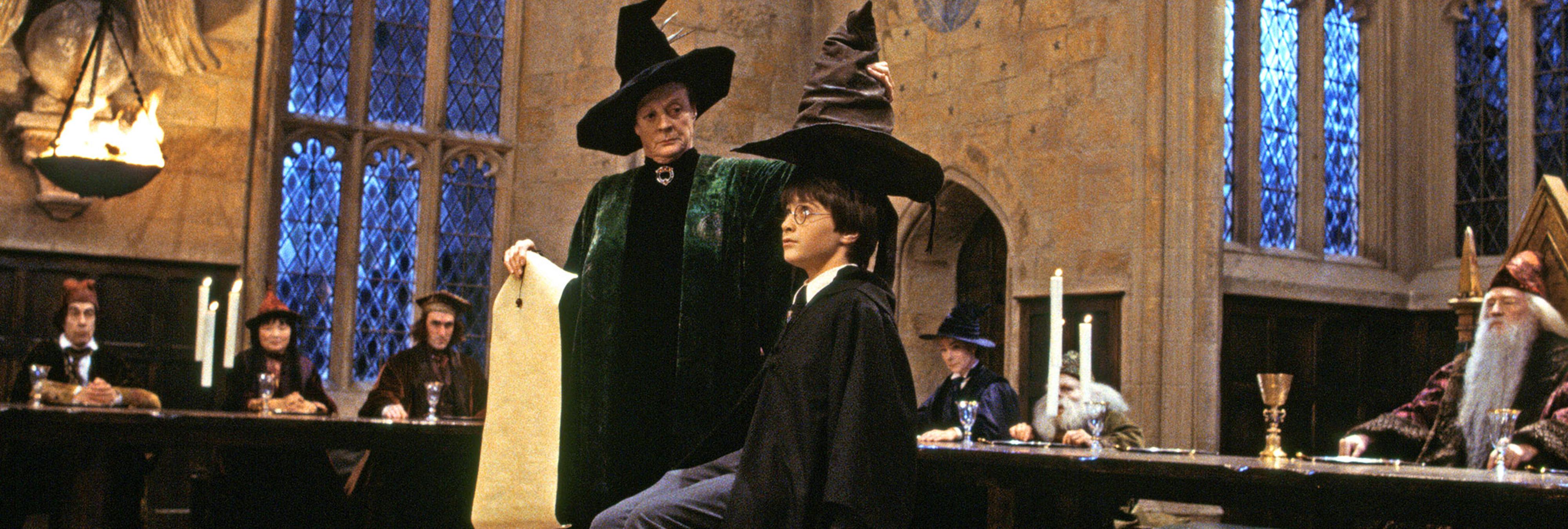 Los actores de 'Harry Potter' se someten al Sombrero Seleccionador y solo uno de ellos es un auténtico Gryffindor