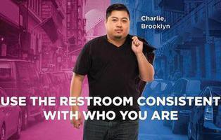 Los anuncios a favor de los transgénero con los que Nueva York quiere zanjar la polémica de los baños