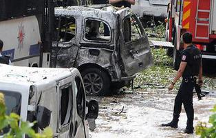 Lo que se sabe del atentado en Estambul contra un autobús policial