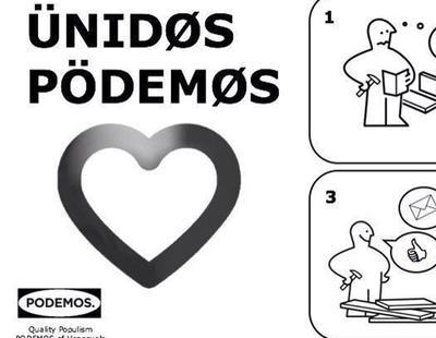 """El PP parodia el programa-catálogo de Podemos: """"Esta casa es una ruina"""""""