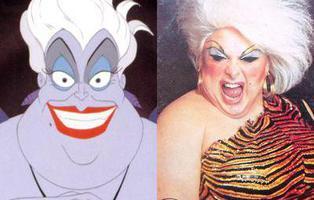 La loca teoría que afirma que las villanas de Disney son drag queens