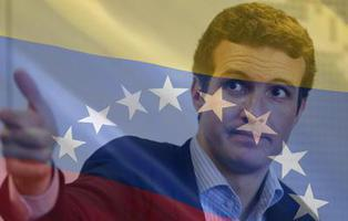 Pablo Casado (PP) tuitea un vídeo del Congo afirmando que es de Venezuela