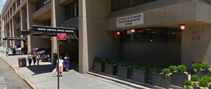 El hospital en cuestión (Google Maps)