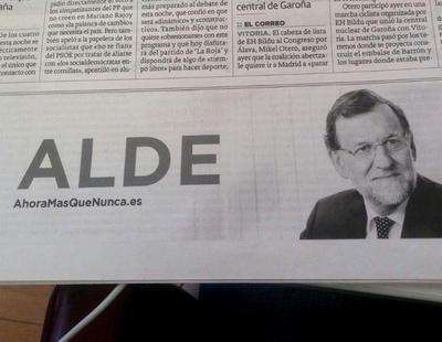 '¡Fuera!': El PP se autoboicotea con la traducción de su campaña al euskera