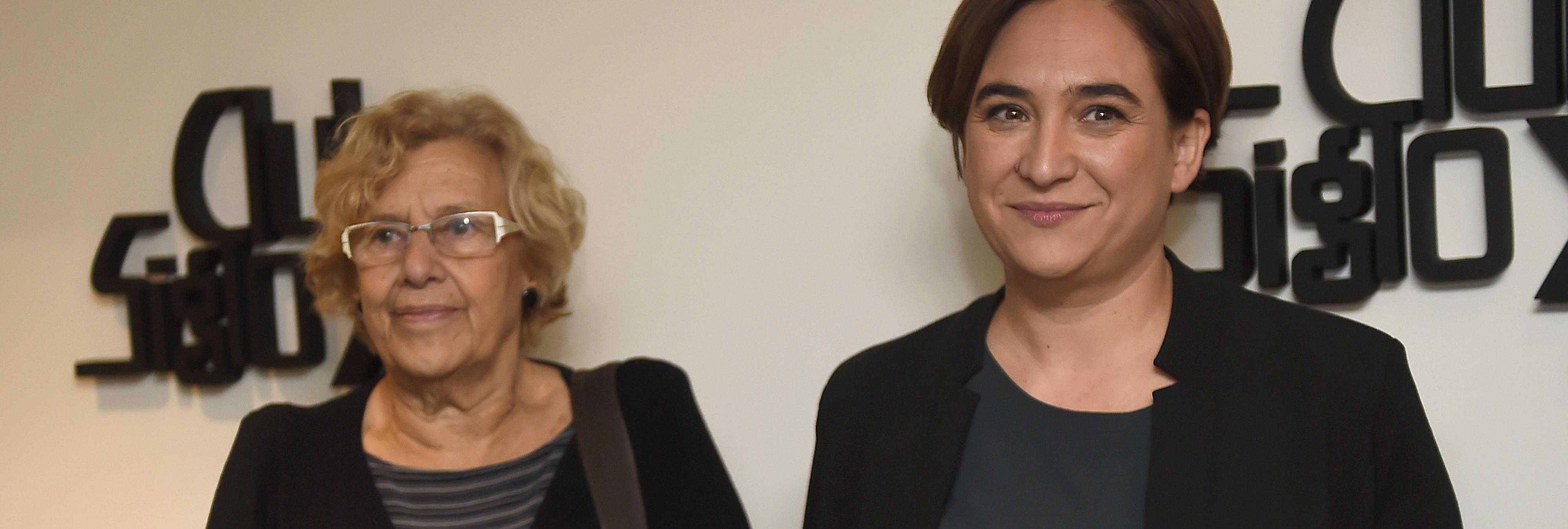 La ONU alaba la gestión de Colau y Carmena sobre los refugiados