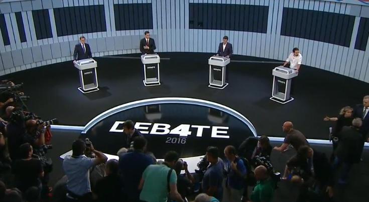 ¡Comenzamos! #Debate13J