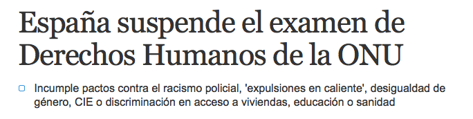 Rajoy dice que los servicios básicos nunca se han tocado en España... #Debate13J