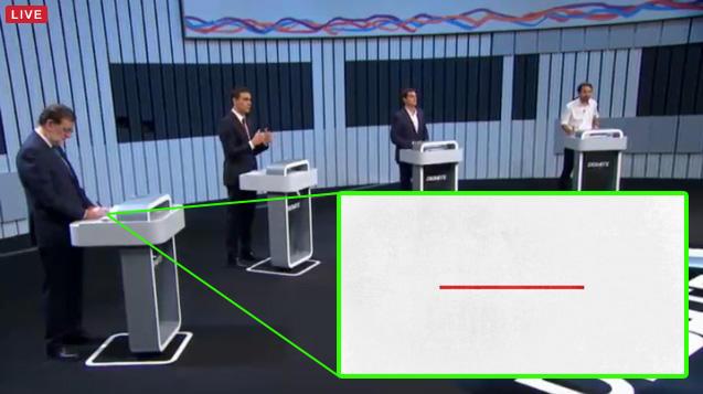 Rajoy, mientras tanto, a lo suyo #Debate13J