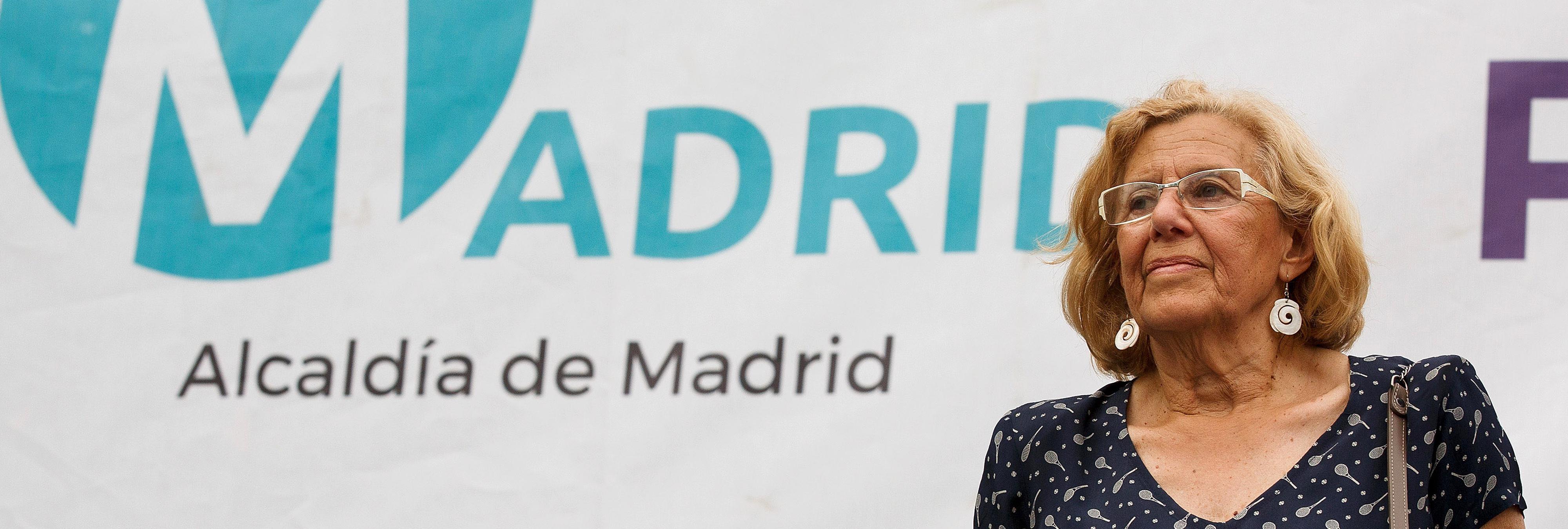 Carmena reduce en 1.000 millones la deuda de Madrid en su primer año