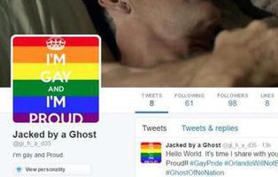 Anonymous hackea cuentas de ISIS y cuelga porno gay en ellas tras el ataque de Orlando