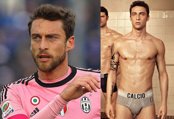 ¡Una oda a los futbolistas que posan sin ropa!