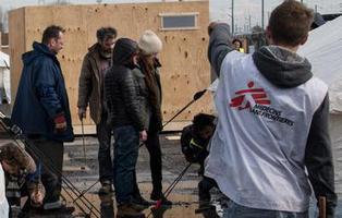 Médicos Sin Fronteras renuncia a los fondos de UE por su política de refugiados