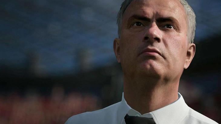 Mourinho es uno de los protagonistas del nuevo 'FIFA 17'