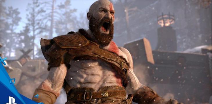 Kratos esta contento de volver a la vida
