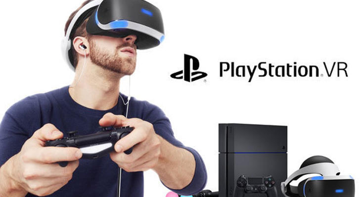 Play Station VR llega en octubre de este año