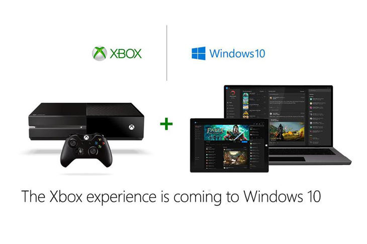 Xbox One y Windows 10 se unen