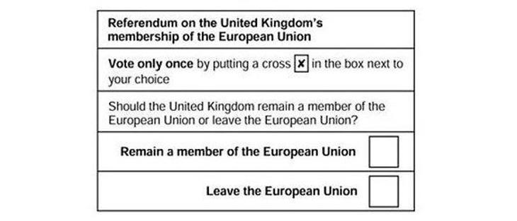 La pregunta del Brexit (Telegraph)