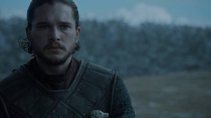 La mirada de Ned insertada en otro hombre