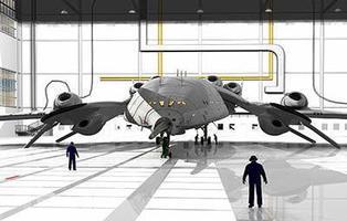 Diseñan un avión supersónico capaz de llegar a Nueva York en menos de tres horas